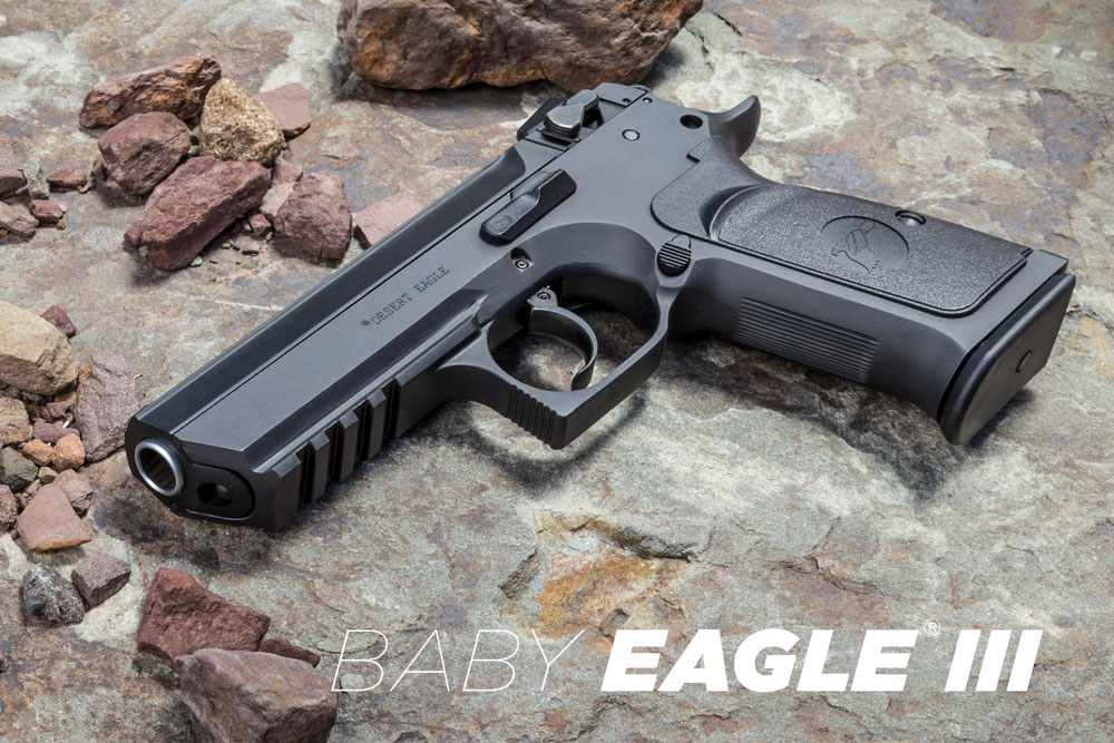 Magnum Research Announces the Return of the Baby Eagle!