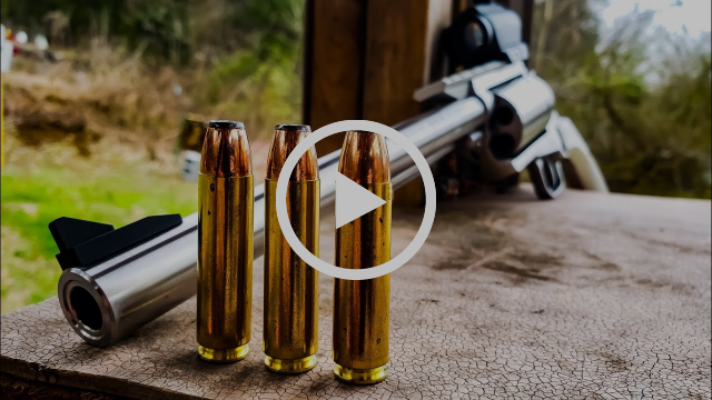 450 Bushmaster - THE Magnum Research BFR