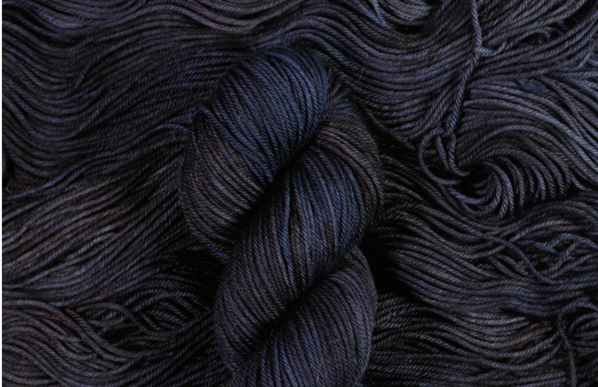 Blue/Black on Priestess DK
