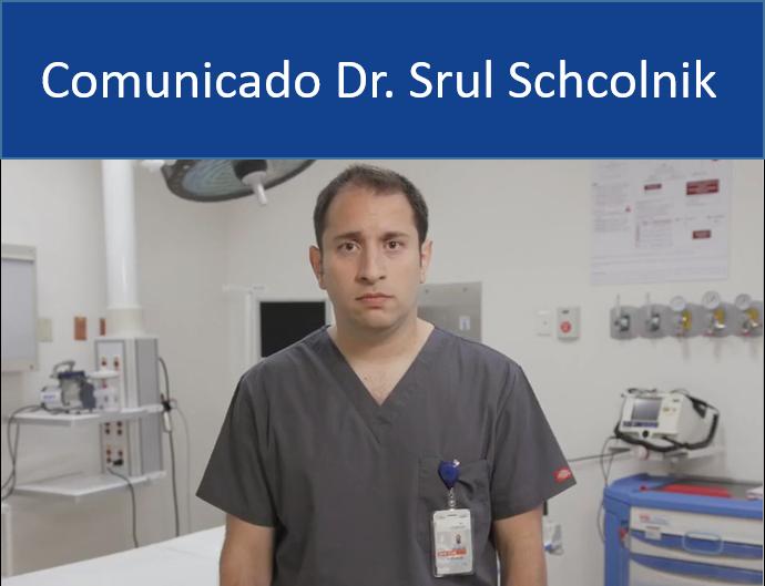 entrevista dr srul