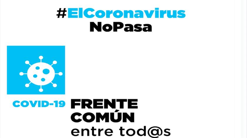 frente coronavirus
