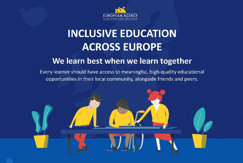 Preview of Inclusive Education Across Europe infographic