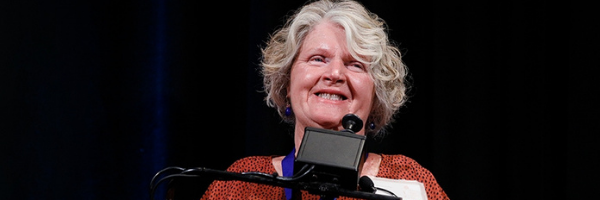 Rosemary Kayess at the Human Rights Awards 2019