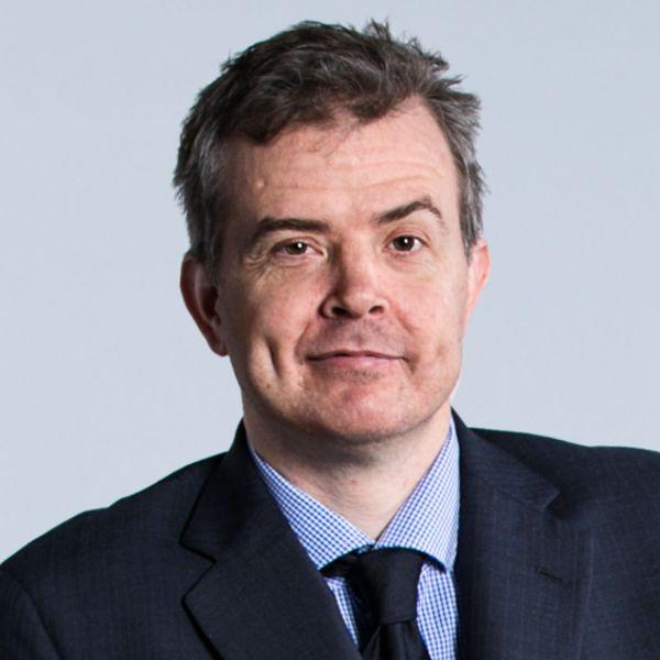 Ben Gauntlett Disability Discrimination Commissioner
