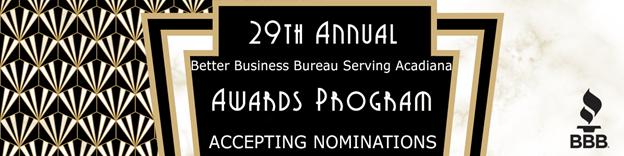 Better Business Bureau Awards