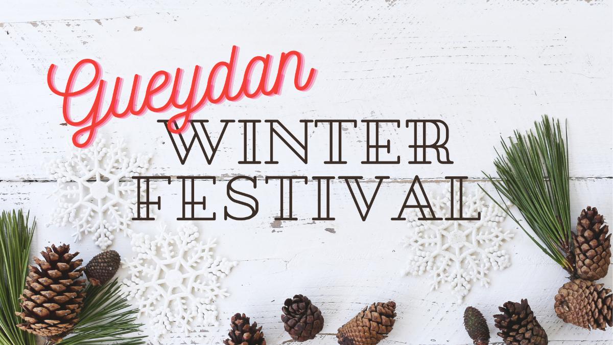 Gueydan Winter Festival