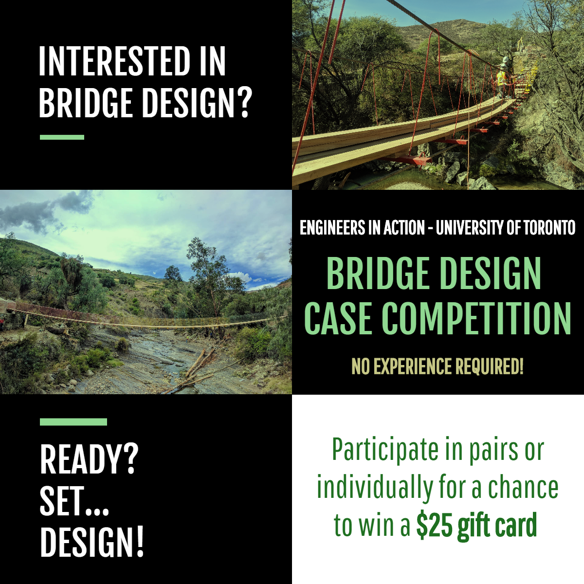 Bridge Design Case Competition - INTRO SESSION