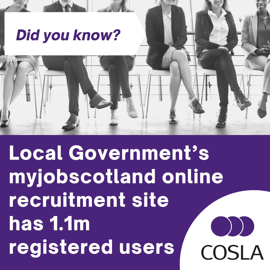myjobscotland has 1.1M registered users