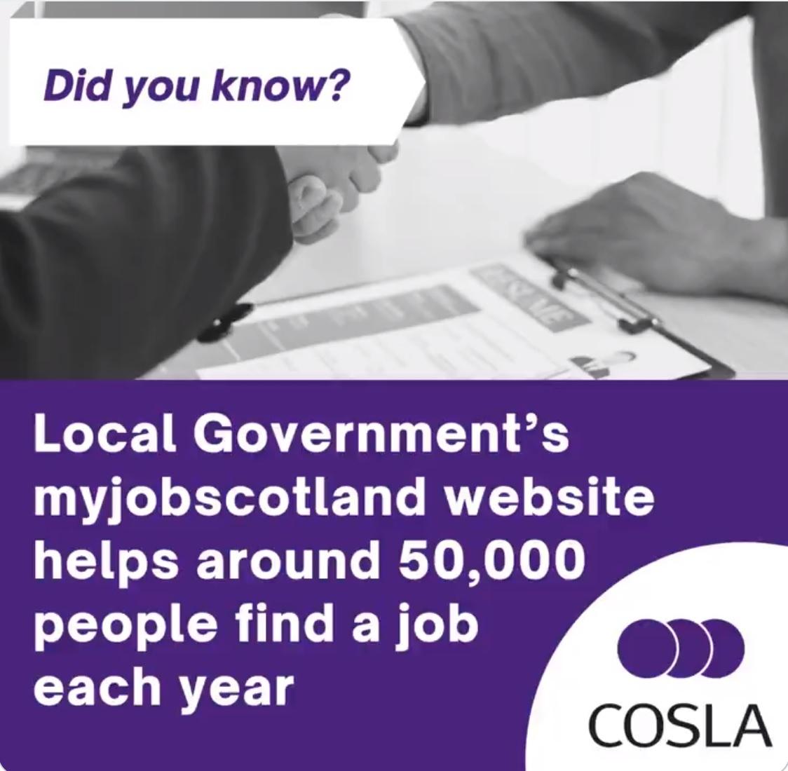 myjobscotland helps 50k people each year