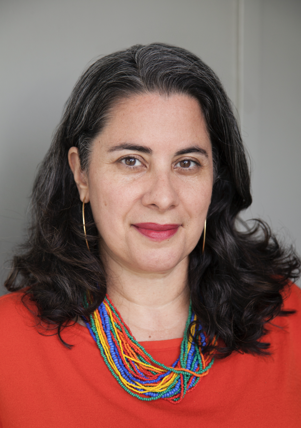headshot of Julie Rodriguez Widholm