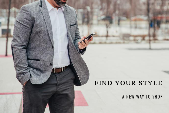 how to find suit size