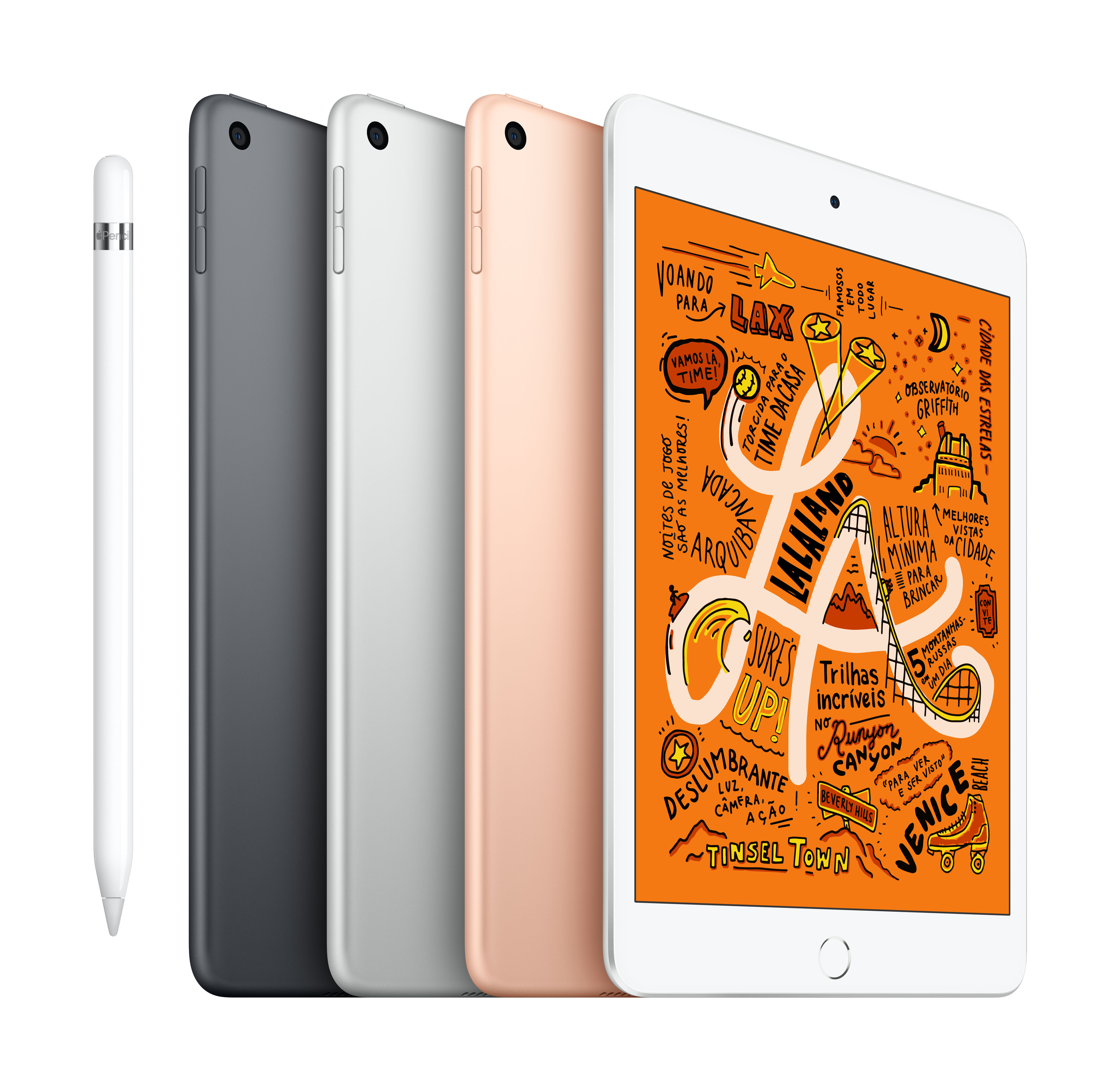 iPad mini. A mightyupgrade.