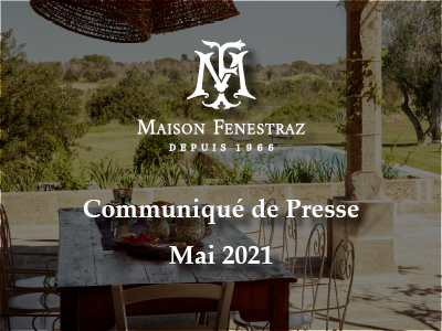 Communiqué de presse Mai 2021