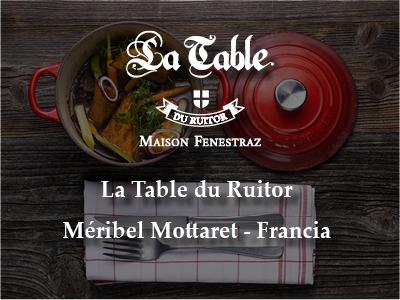 La Table du Ruitor