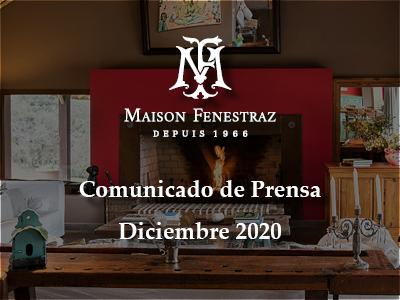 Comunicado de Prensa La Maison