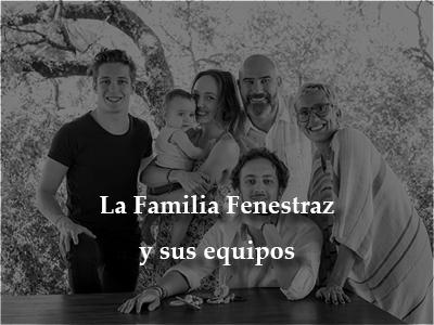 La Familia Fenestraz y sus equipos