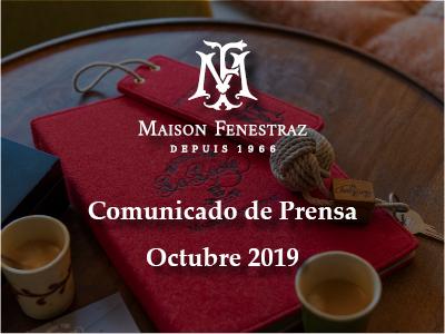 Comunicado de Prensa Octubre 2019