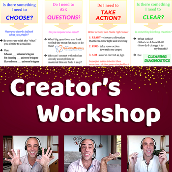 Creator's workshop