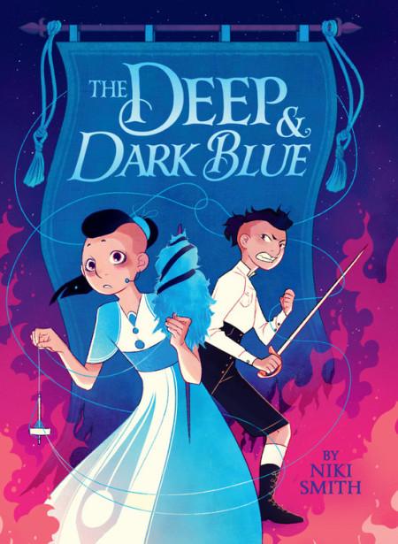 The Deep & Dark Blue by Niki Smith