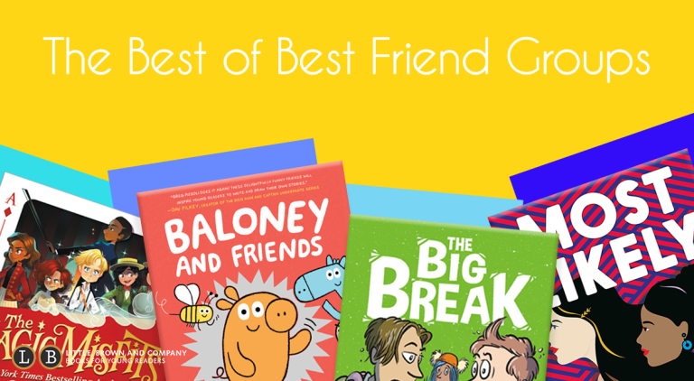 The Best of Best Friend Groups