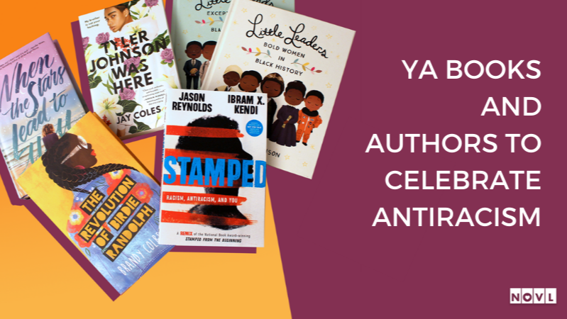 YA Books and Authors to Celebrate Antiracism