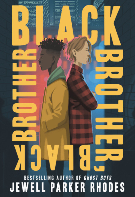 Black Brother, Black Brother by Jewell Parker Rhodes