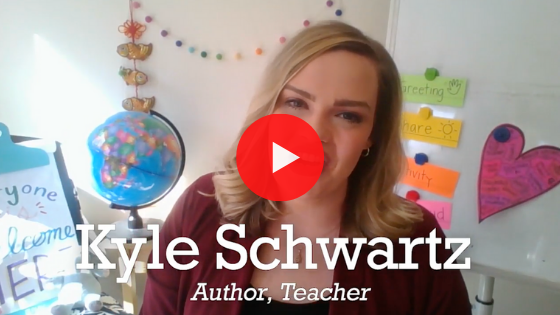 Home Learning Tips from Kyle Schwartz