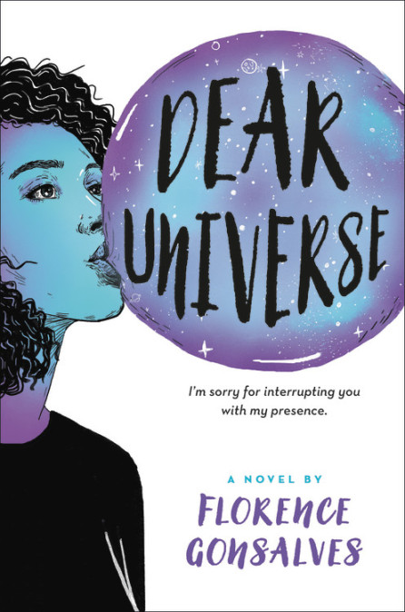 Dear Universe by Florence Gonsalves