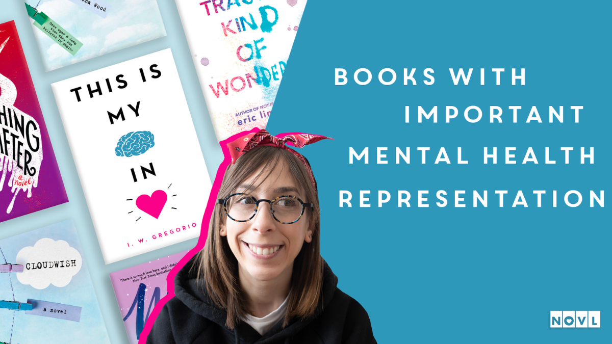 Books with Important Mental Health Representation