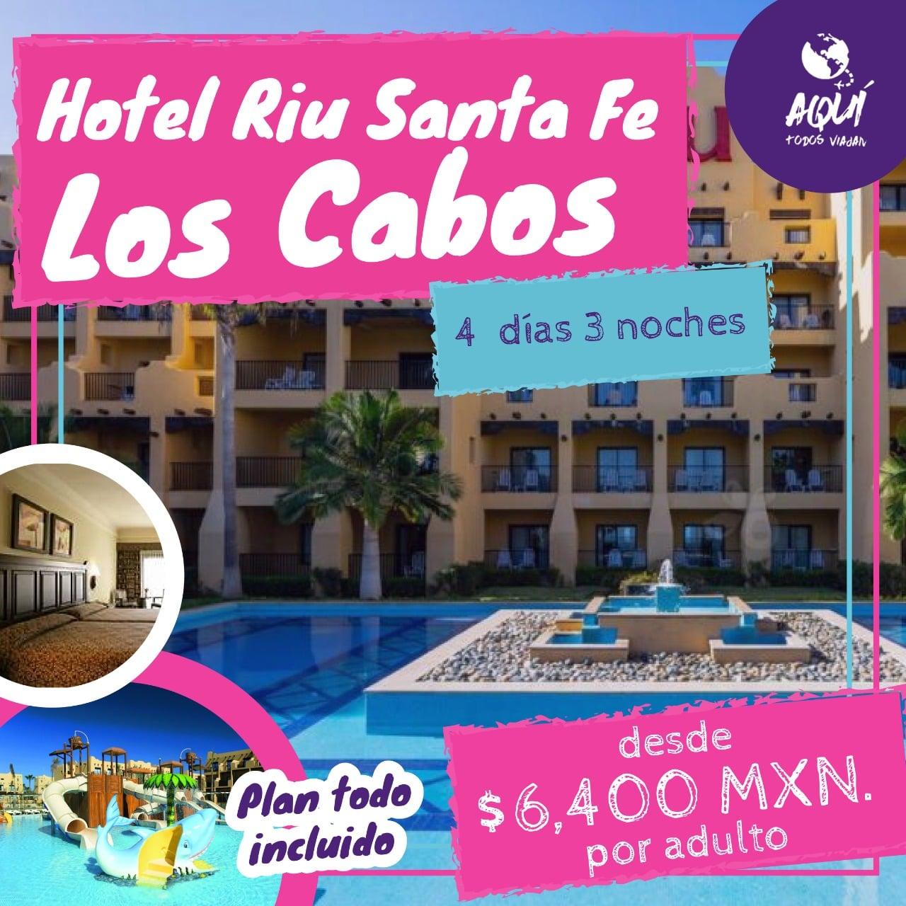 Riu Los Cabos, Promocion, Agencia de Viajes, Aquí Todos Viajan, Apodaca