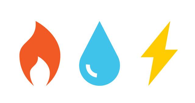 Feuer, Wasser, Strom