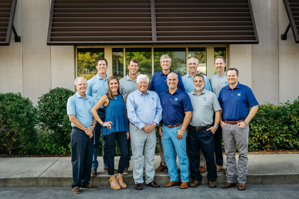The Pediatric Dentistry and Orthodontics of Chattanooga team