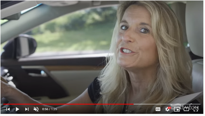Tammy Zumbrun of Tennessee Valley Federal Credit Union in their new financial literacy video series