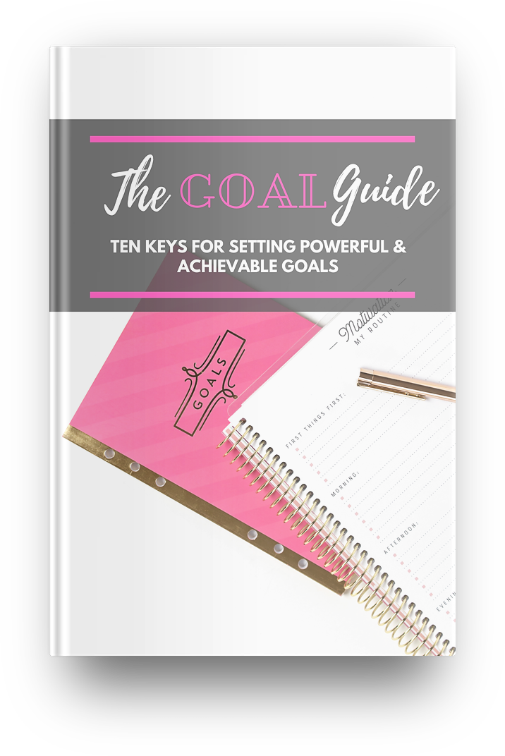 the goal guide by dr maritza baez