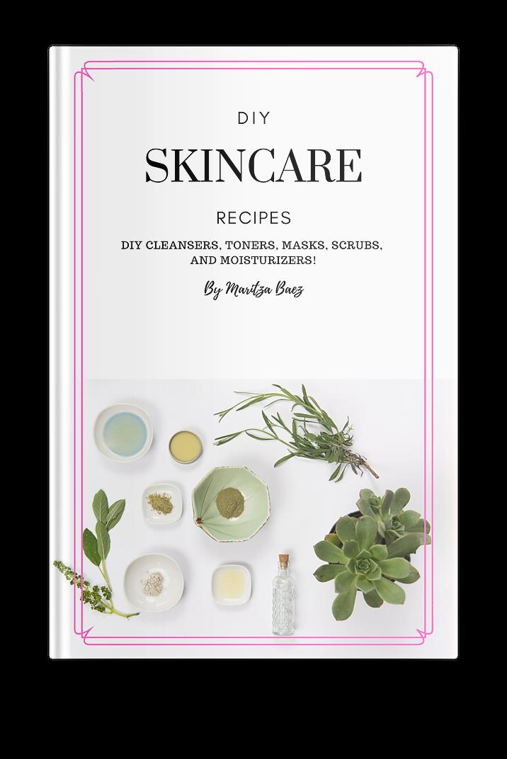 diy skincare recipes by dr maritza baez