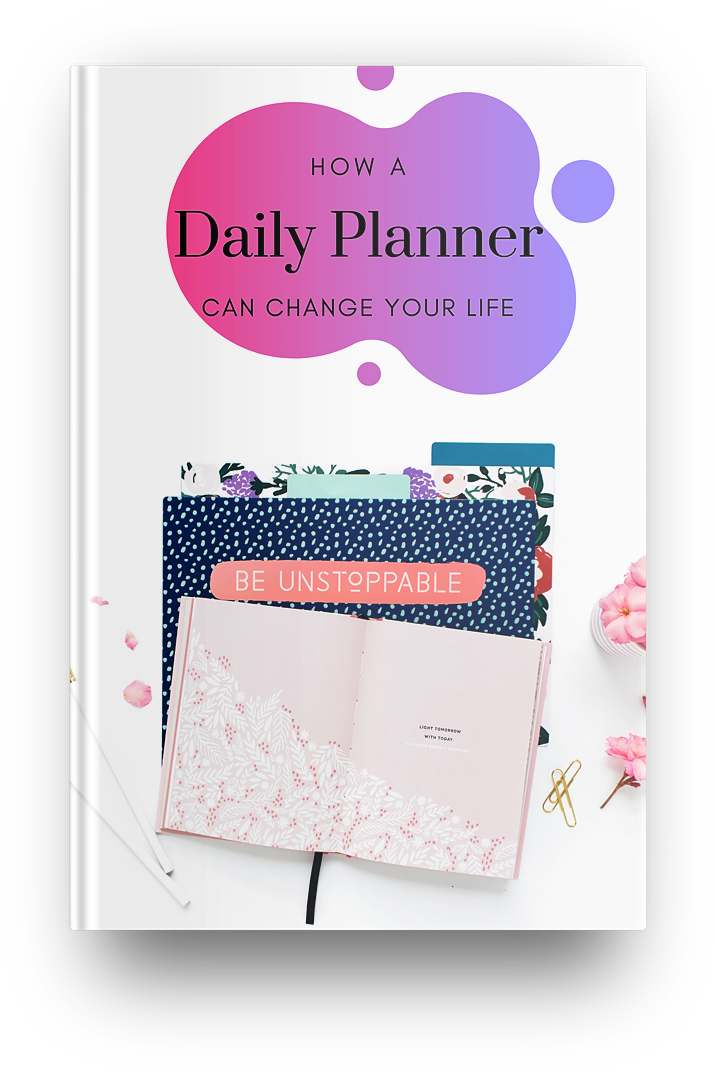 how a daily planner can change your life by dr maritza baez