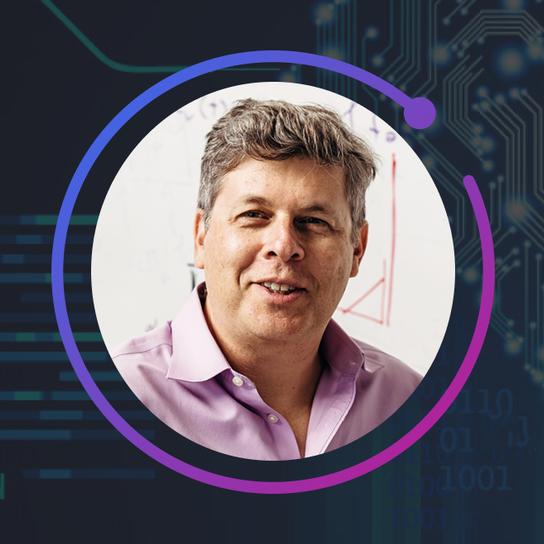 A photo of AI2's CEO Oren Etzioni.