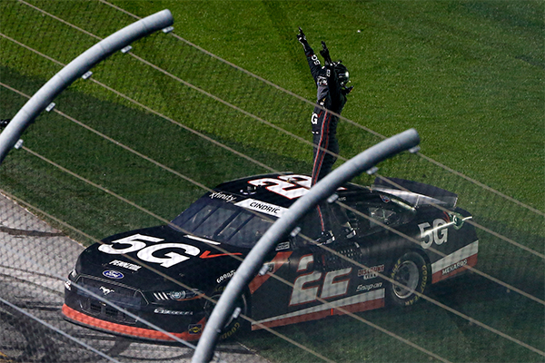 Ford Performance Sweeps Daytona - #NASCAR