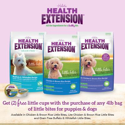 Health Extension   FREE Little Cups with Qualifying Purchase