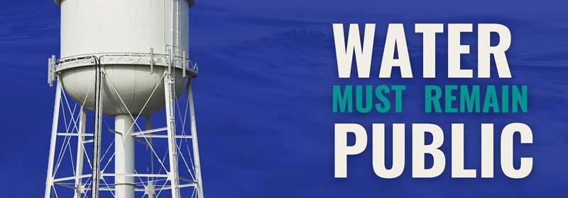 Public Water
