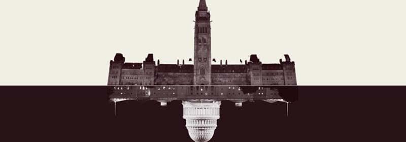 Parliament and Capitol Hills