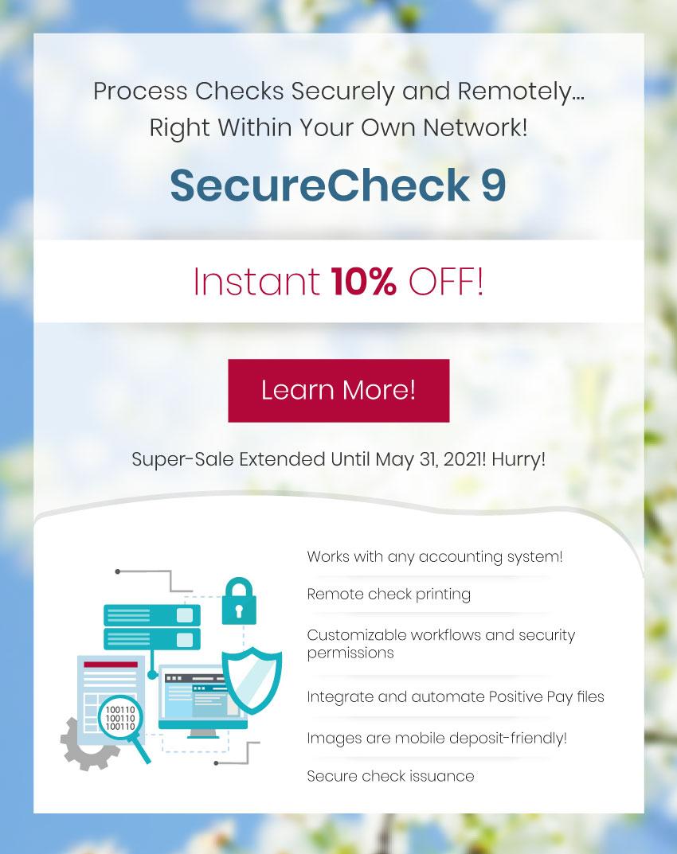 SecureCheck 9