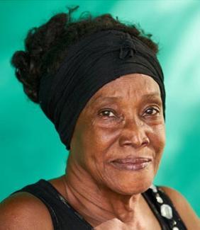 African American woman