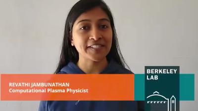Screengrab of Revathi Jambunathan video.