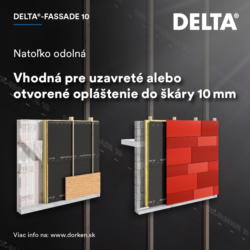 DELTA®-FASSADE 10