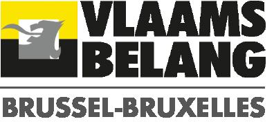 Logo Vlaams Belang Brussel
