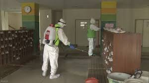 Commercial Property Disinfection - COVID-19 Concerns