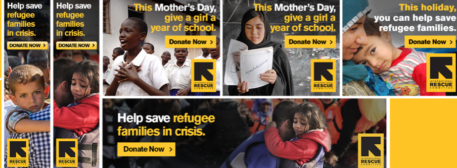 International Rescue Committee Ad