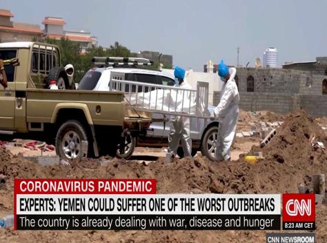 Yemen COVID news