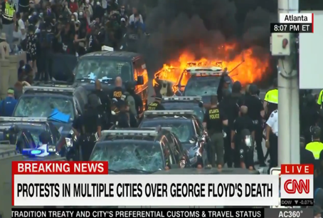 Protests in multiple cities after George Floyd's Death - News